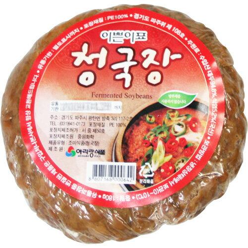 チョングッジャン180g韓国納豆(180g)[チョングッチャン][韓国調味料][韓国料理][韓国食材][韓国食品]