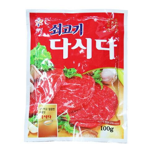 牛肉ダシダ100gXイワシダシダ100g(DM便)■韓国調味料、韓国だし、韓国ダシダ、韓国食品、韓国食材、韓国人気商品、韓国料理には必ず入れる、料理がを美味しく、