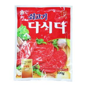 牛肉ダシダ500g■韓国だし/だしの素/だしだ/肉だしだ/韓国調味料/韓国食材/韓国食品/韓国粉/調味料/韓国鍋/韓国スープ■