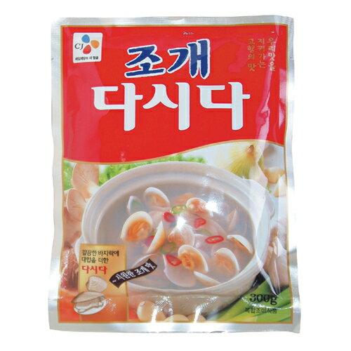 アサリダシダ300g■韓国調味料、韓国だし■