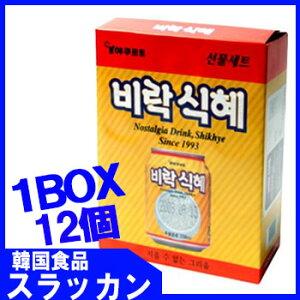 【Paldo/ビラク】シッケ1BOX(238mlX12本)
