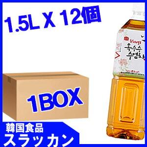 【〈ガンドン〉とうもろこしのひげ茶1.5L 1BOX 12個】