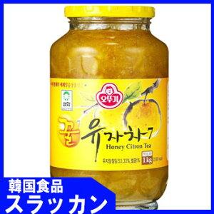 【三和】はちみつ柚子(ゆず)茶1kg 5個★