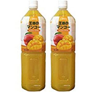 【LOTTE】マンゴジュ−ス1.5L(PET) 1個★