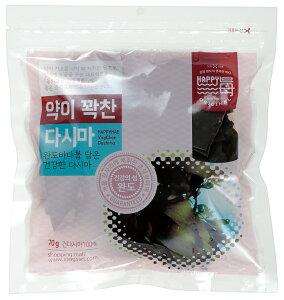 【超特価/イベント中】韓国産 昆布(こんぶ)70g/干しダシマ