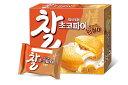 「新商品セール★」【オリオン】チャルチョコパイ(インジョルミ/きな粉餅)12個入/餅チョコ