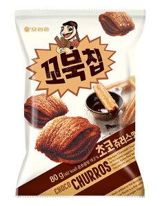 ORION コブックチップ チョコチュロス味 80g