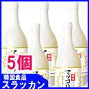 【楊州】【マッコリ−(梨味)1L(5個)】