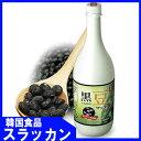 【楊州】【マッコリ−黒豆味1L】韓国フュージョン酒ダイエットに効果がある韓国黒豆を使った