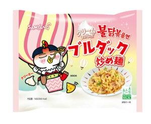 三養 クリーム カルボ ブルダック炒め麺 140gx40個 1ケース /韓国食品 韓国ラーメン ブルダックシリーズ