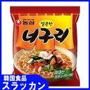 韓国人気ラーメン【ノグリラーメン120g】