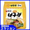 【農心】ノグリラーメン(甘口) 120g×5袋入