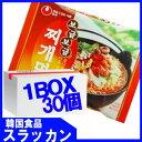 【農心】チゲ麺1BOX (120gX30個)