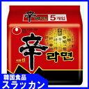 【農心】辛ラーメン 5個x1袋