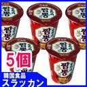 【いかの香りスープ】イカチャンポンカップラーメン67g 5個】
