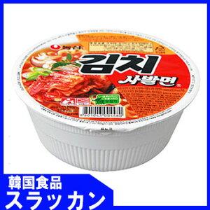 【農心】キムチカップラーメン86g