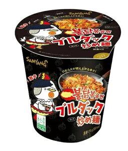 【三養】ブルダック炒めカップ麺 70g(小)
