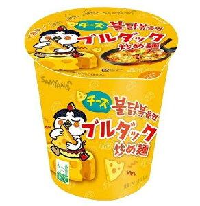 【三養】チーズブルダック炒めカップ麺 70g(小)
