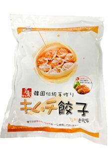 【韓国食品|餃子|冷凍】名家手作り 業務量 キムチ餃子(1kg)