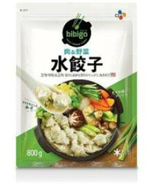 【韓国食品 餃子 冷凍】ビビゴ 水餃子(肉&野菜) 800g(9g×90個)