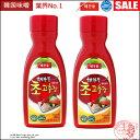 【韓国食材|コチュジャン】ヘチャンドル・チョ(酢)コチュジャン(酢味噌)300g