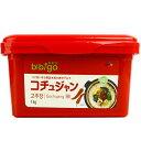 【韓国伝統味噌類】 ヘチャンドル コチュジャン 1kg
