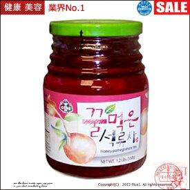 【韓国お茶】韓国健康・美容■アッシ■ 蜂蜜入りざくろ茶(ザクロ茶)550g