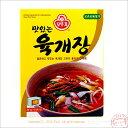 【韓国食品|レトルト】オットギ [OTTOGI] ユッケジャン(500g)