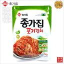 【韓国食品 キムチ 冷蔵】韓国 宗家(ジョンガ) 白菜キムチ1kg