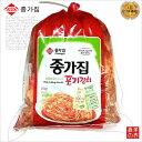 【韓国食品|キムチ|冷蔵】韓国 宗家(ジョンガ) 白菜キムチ 5kg