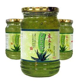 韓国 宋家 アロエ茶 500g