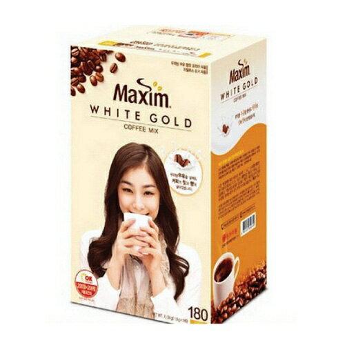 キム・ヨナ コーヒー ホワイトゴールドコーヒーミックス ・マキシム コーヒーミックス 100包入り Coffee (スティック)