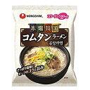 【韓国麺類|韓国ラーメン】■日本版!!■ 農心 サリコムタン麺 ■辛さZERO■