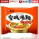 【韓国麺類|韓国ラーメン】農心 安城湯麺 (アンソンタン麺)