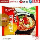 【韓国麺類|韓国ラーメン】農心 チゲ麺 (1BOX/30袋) / 韓国麺 辛いチゲ鍋味 /