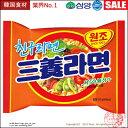 【韓国麺類|韓国ラーメン】40年歴史の 三養ラーメン