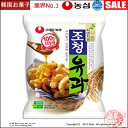 【韓国お菓子】■農心 ジョチョンユグァ (もち米油菓)■水飴ユガ■