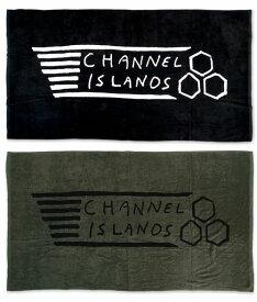 【Channel Islands チャンネルアイランド】【AL MERRICKアル メリック】【バスタオル】