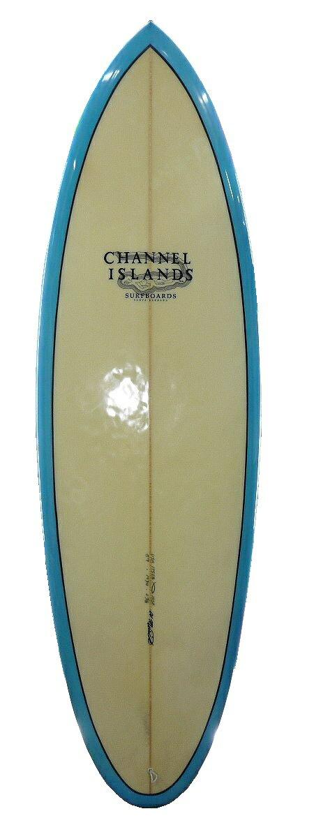 【中古】【MSF/シングルフィン5'9】 【 Channel Islandsチャンネルアイランド】【AL MERRICKアルメリックサーフボード】【正規代理店】【送料無料】