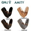【正規品】エミュー シープスキン モカシン アミティ【送料無料!即納】EMU Sheepskin Shoes Amity EMUオリジナルBOX入り♪♪【あす楽…