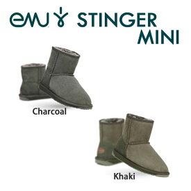 楽天スーパーSALE対象品 エミュー オーストラリア シープスキン スティンガーミニ EMU Australia Sheepskin Boots Stinger Mini EMUオリジナルBOX入り♪♪【あす楽対応_関東】