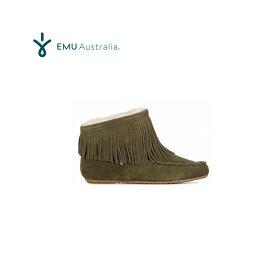 楽天スーパーSALE対象品 エミュー オーストラリア シープスキン ブーツ カヨーテ 23cm EMUオリジナルBOX入り EMU Australia Sheepskin Boots Cayote【あす楽対応_関東】