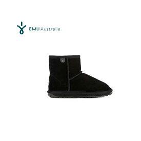 エミュー キッズ ムートンブーツ EMUオリジナルBOX入り EMU Australia Sheepskin Kids Boots WALLABY MINI【あす楽対応_関東】ポイント20倍
