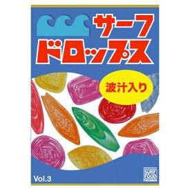 サーフィン DVD SURF FOOD サーフフード メール便対応可●サーフドロップス Vol.3