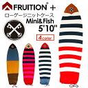 FRUITION,フリュージョン,ボードケース,ニットケース,レトロ●FRUITION PLUS LOW GAUGE KNIT 5'10'' Mini & Fi...