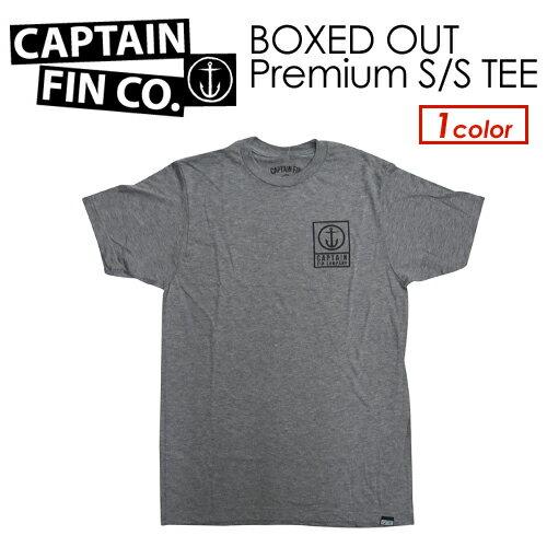 〔あす楽対応〕CAPTAINFIN,キャプテンフィン,アパレル,半袖,Tシャツ●BOXED OUT Premium S/S TEE CFM3221600