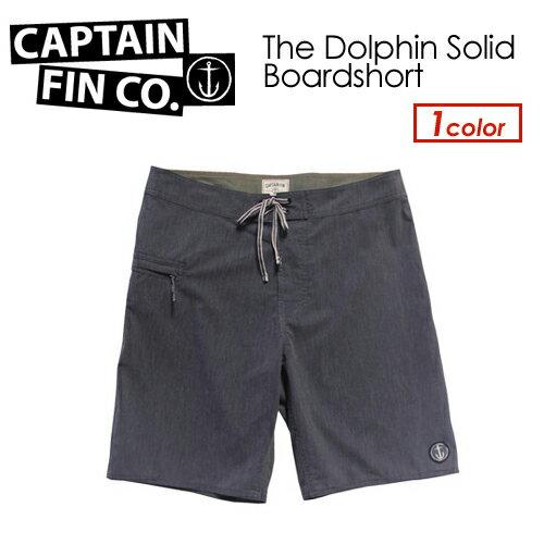 〔あす楽対応〕CAPTAINFIN,キャプテンフィン,ボードショーツ,サーフトランクス,水着●The Dolphin Solid Boardshort