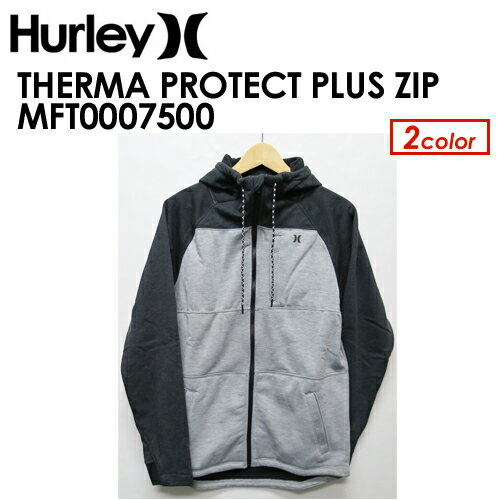 〔あす楽対応〕Hurley,ハーレー,スウェット,パーカー,Nike Therma-FIT,17ho,sale●THERMA PROTECT PLUS ZIP MFT0007500
