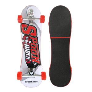 スケートボード,サーフィン,スノーボード,練習,コンプリート,NEW,スプーンライダー,子供用●SPOONRIDER28inch