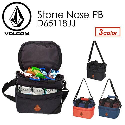 〔あす楽対応〕Volcom,ボルコム,バック,ピクニックバッグ,保温,保冷,18sp●Stone Nose PB D65118JJ